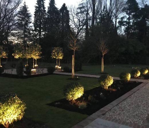 decorbuddi garden lighting design