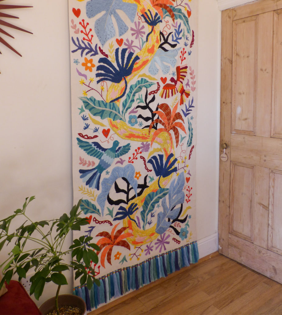 Decorbuddi Tapestry